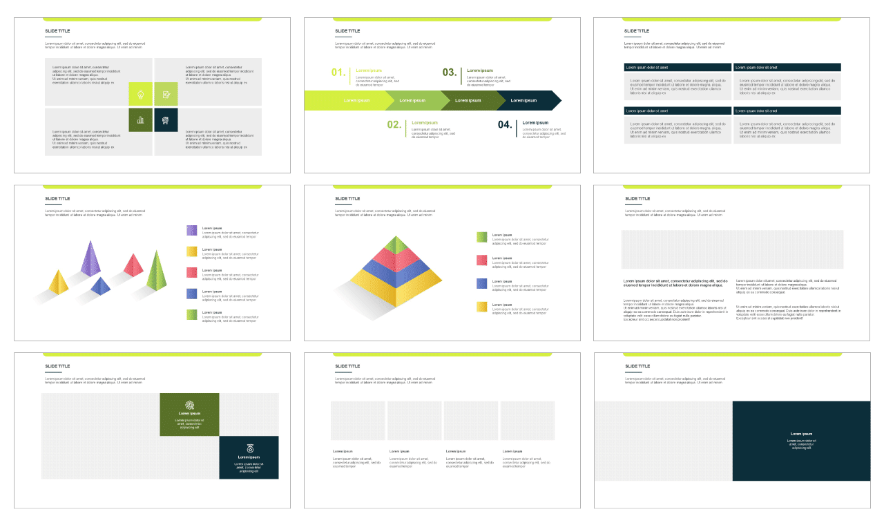 Business services Free powerpoint templates