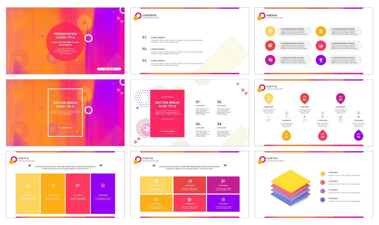 Googles slides theme and PPT templates