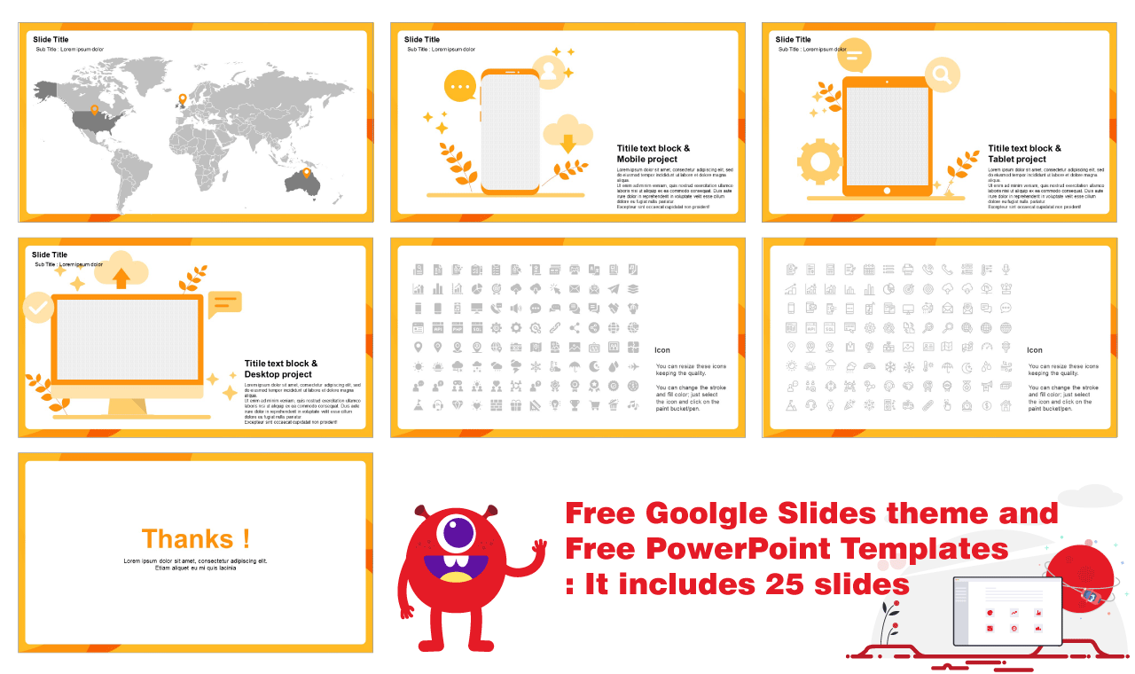 Free Google slide theme and powerpoint Templates